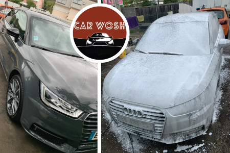 Lavage voiture complet