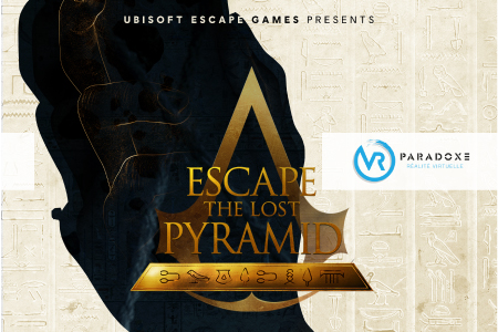 Escape Game en Réalité Virtuelle (50 min)