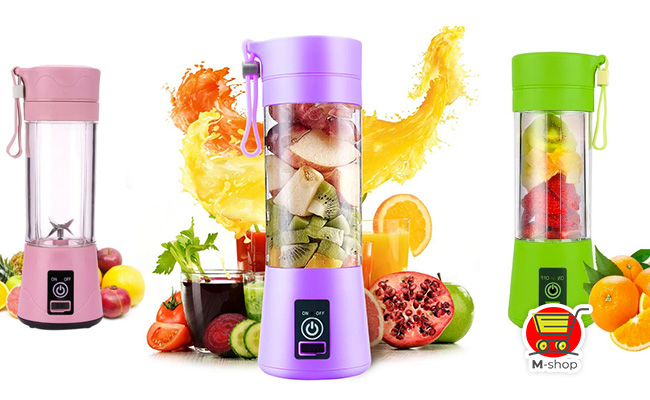 1 Mini Blender portable et rechargeable